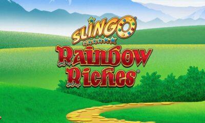 Rainbow Riches Slingo