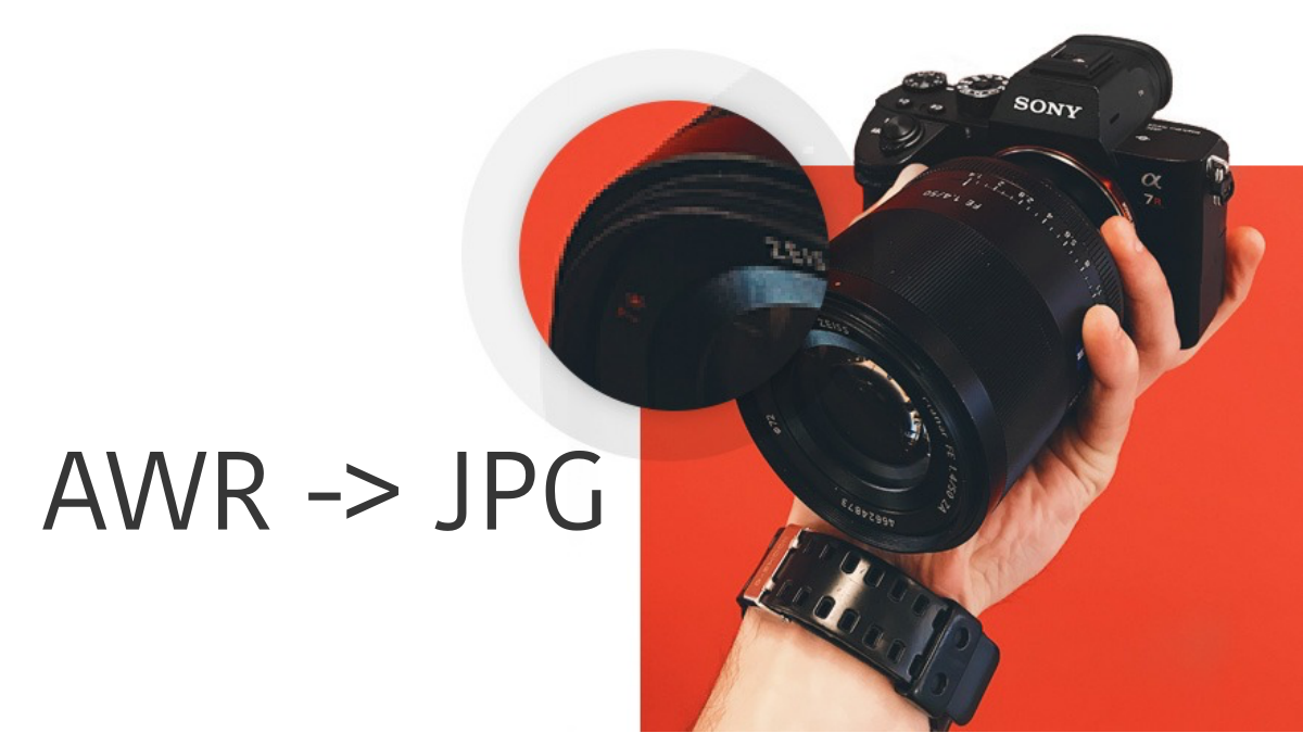 Why Do You Need to Convert ARW Images to JPG How to Do It