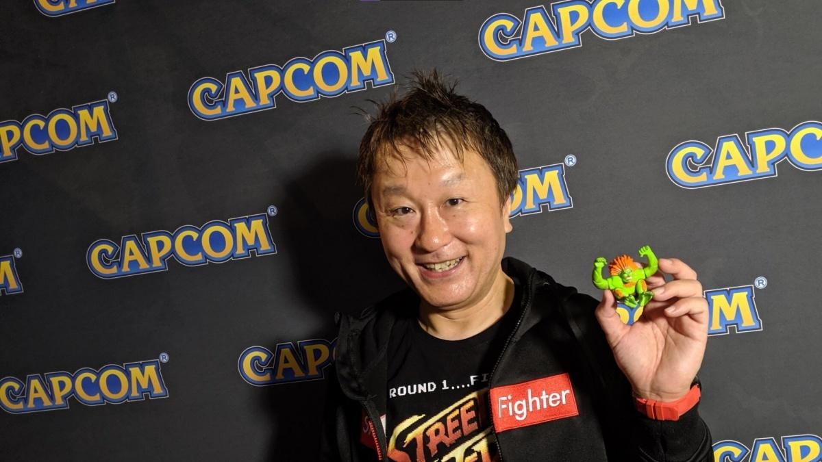 Yoshinori Ono Makes A Surprising Move