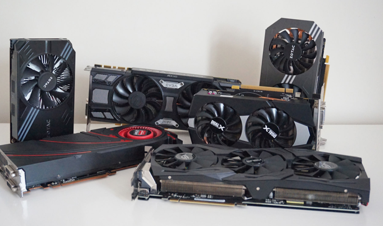 Best Graphics cards for Gaming in 2021