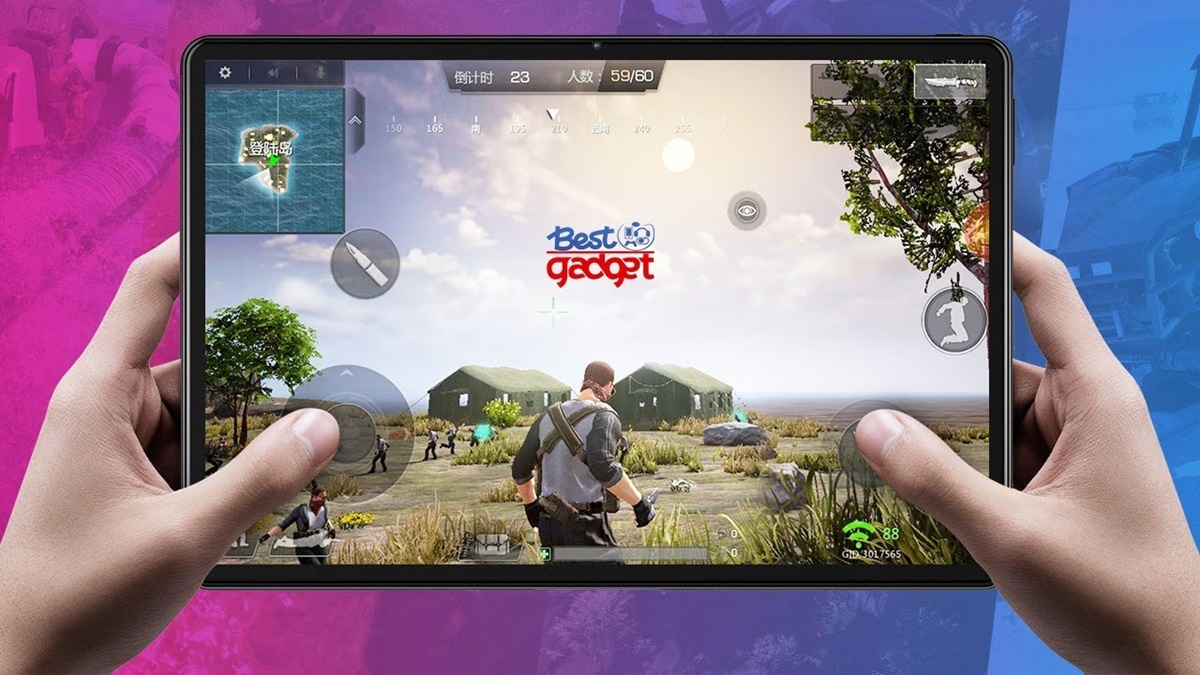 Best New Tablets for Gaming