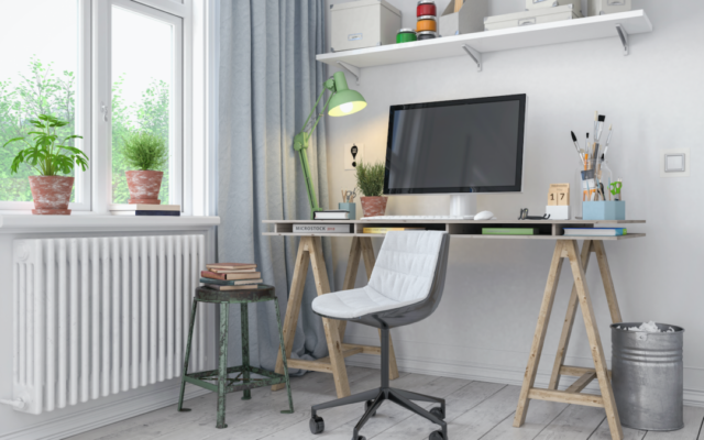 Factors to Consider When Setting and Decorating Your Home Office