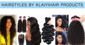 HAIRSTYLES BY KLAIYIHAIR PRODUCTS