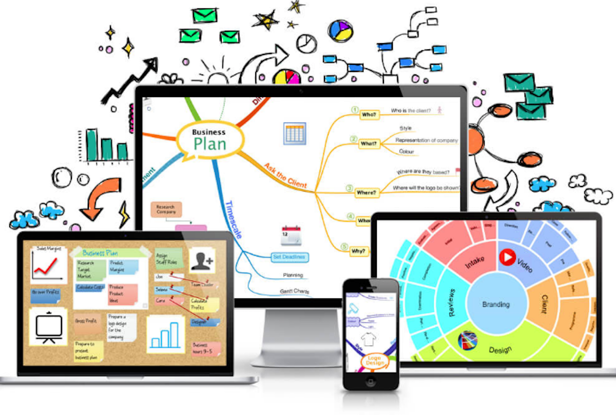 How to Use Mind Mapping to Create Unique and Attractive Presentations and Project Demos?