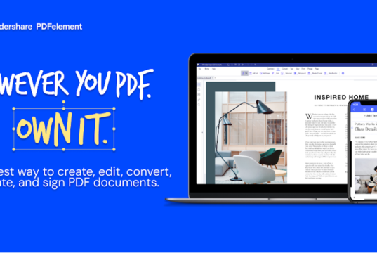 Wondershare PDFelement Review-Best PDF Editor for Everyone