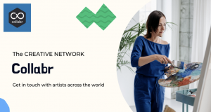 Collabr: Helping Artists Achieve Their Dreams