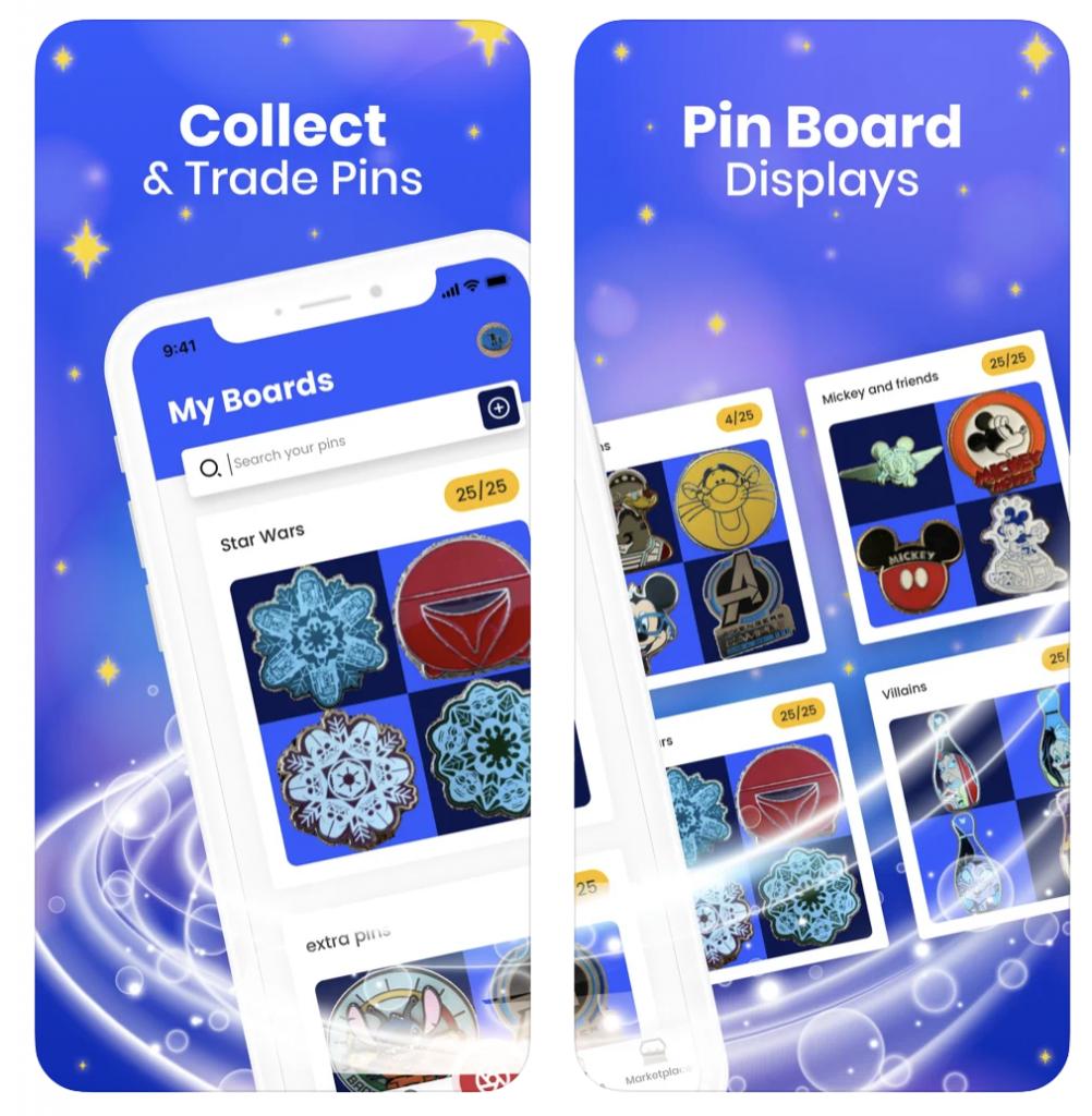 MagicPin App in close up