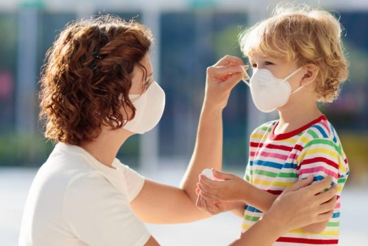 Why Should Kids Wear Disposable Face Mask?