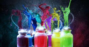 ADD MORE COLORS TO YOUR LIFE WITH ONE SIMPLE STEP