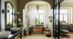 How to Add Ambiance to Your Bathroom With Tubs